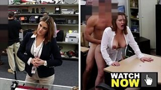 xxx pawn business lady loves her husband but she also needs cash