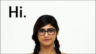 MIA KHALIFA – I Invite You To Check Out A Closeup Of My Perfect Arab Body