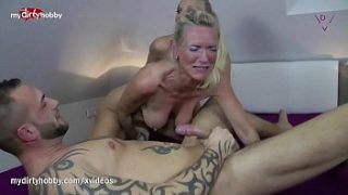 My Dirty Hobby – Threesome intense fuck fest!