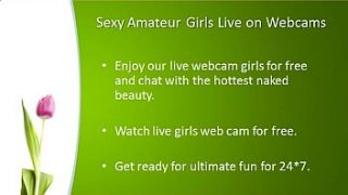 Naked and Sexy Live Cam Girls