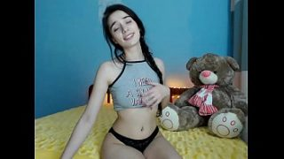 naughty goddess intimate webcam show