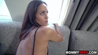 skinny milf mom takes care of stepson and 039 s injured cock