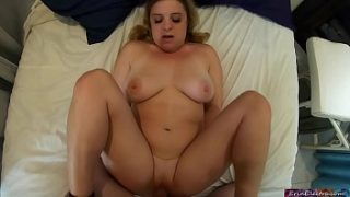 You get to fuck your stepsister when you find her bad report card (POV) – Erin Electra